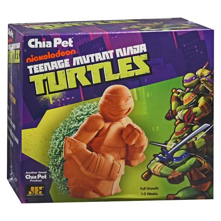 Chia Pet Teenage Mutant Ninja Turtles - 1 ea