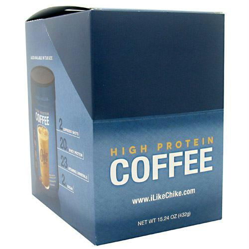 Chike Nutrition 7830002 High Protein Coffee Coffee - Gluten Free