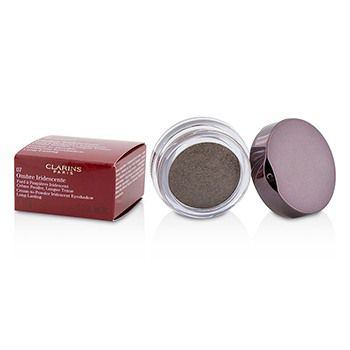 Clarins 203059 Ombre Iridescente Cream To Powder Iridescent Eyeshadow - 07 Silver Plum
