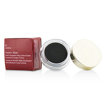 Clarins 206208 Ombre Matte Eyeshadow Carbon