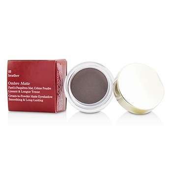 Clarins 206209 Ombre Matte Eyeshadow Heather