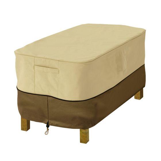 Classic Accessories 55-962-011901-EC 12CS Coffee Table CVR Rect Herb