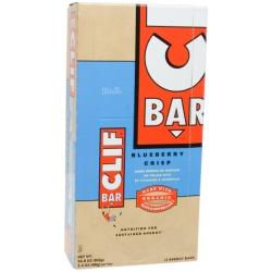 Clif Bar Blueberry Crisp 12 ct - CLIFCLBR0012BLUEBR