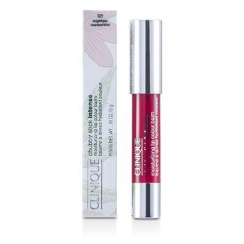 Clinique 153897 Chubby Stick Intense Moisturizing Lip Colour Balm - 3 Mightiest Maraschino