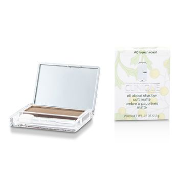 Clinique 163811 All About Shadow - AC French Roast Soft Matte