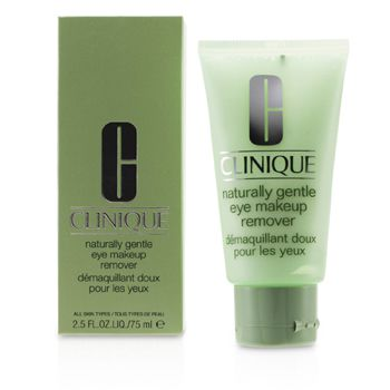 Clinique 33194 Naturally Gentle Eye Make Up Remover