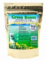 Coastside Bio - NutriSea 30647762 5 oz Green-Bones for Dog Medium