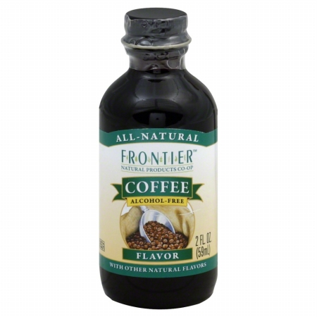 Coffee Flavor Extract 2 Ounces