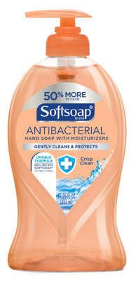 Colgate Palmolive 221699 11.25 oz Antibacterial Softsoap