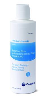 Coloplast 627230 2 fl oz Gentle Rain Extra Mild for Sensitive Skin