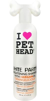 Company of Animals COA-TPHW2 Pet Head White Party Brightening Shampoo - 12 oz Orangelicious