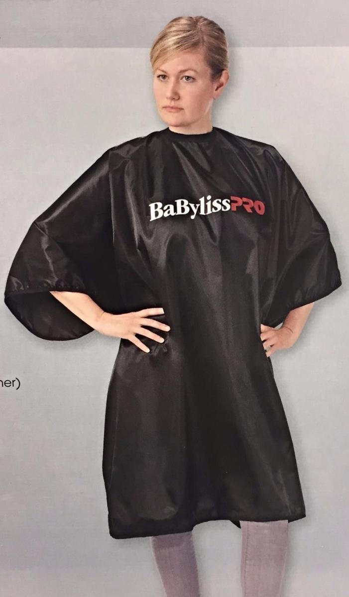 Conair BABCUTCAPE Babyliss Pro Hair Cutting Cape Waterproof - Black
