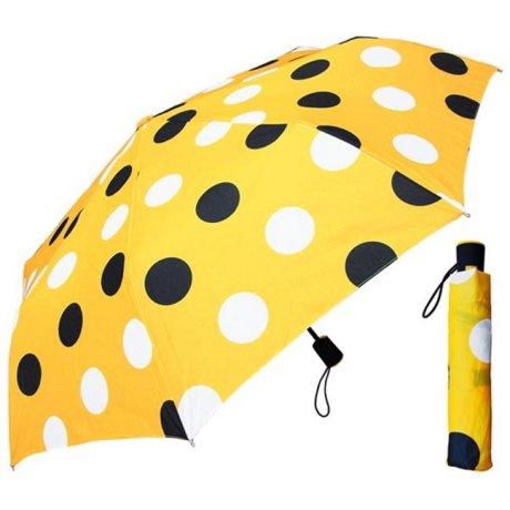 Conch F5302 Yellow Supermini in Polka Dot Print Yellow