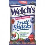 Continental Concession Berry/Cherry Fruit Snack 5Oz WBNC12 Pack Of 12