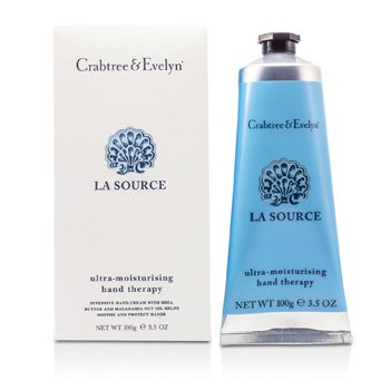 Crabtree & Evelyn 171424 La Source Ultra-Moisturising Hand Therapy