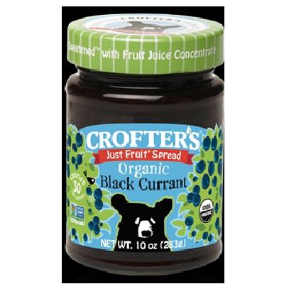 Crofters BG11725 Crofters Black Crnt Jst Fruit - 6x10OZ