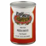 DELL ALPE SAUCE PIZZA-15 OZ -Pack of 12