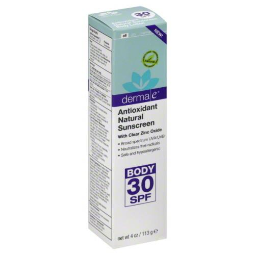 DERMA E BODY LTN SPF30 ANTXDNT-4 OZ -Pack of 1