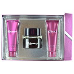 Daddy Yankee 283374 Daddy Yankee Dyamante 3.4 oz Eau De Parfum Spray 3 oz Body Lotion & 3 oz Shower Gel - Bracelet