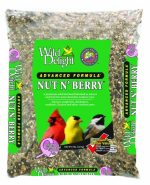 D&D Commodities Wild Delight Nut N Berry Wild Bird Food 5 Lb 366050