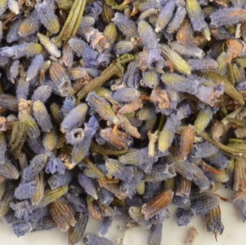 Davidson Organic Tea 6125 Bulk Herb Lavender Petals Tea