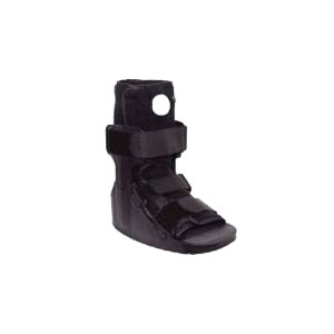 Delco Innovations DCI681001 Post Operative Squared Shoe - Extra Small