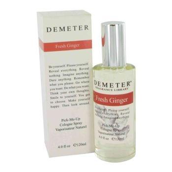 Demeter 455610 Demeter by Demeter Fresh Ginger Cologne Spray 4 oz