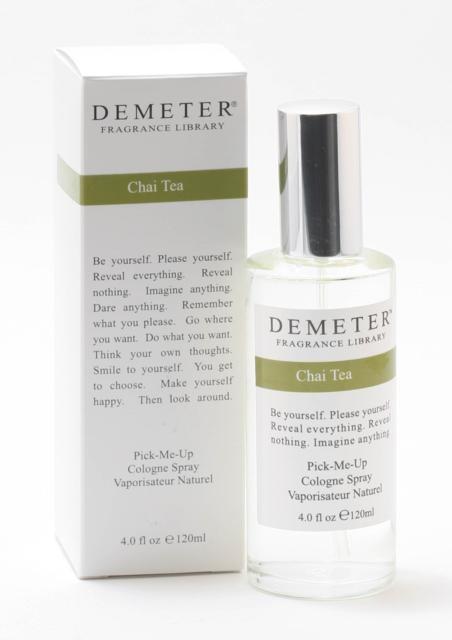 Demeter Chai Tea - Cologne Spray 4 Oz
