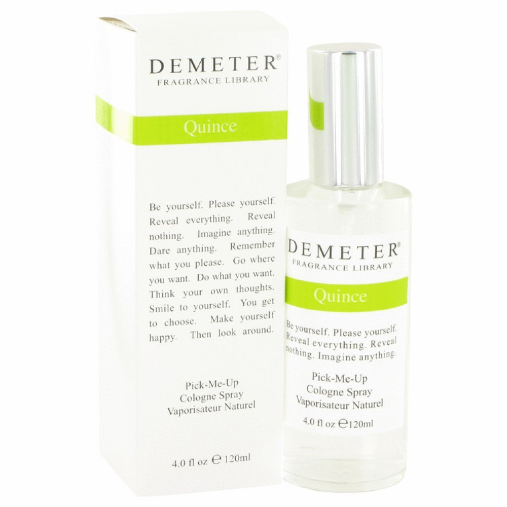 Demeter FX12469 Quince Cologne Spray - 4 oz
