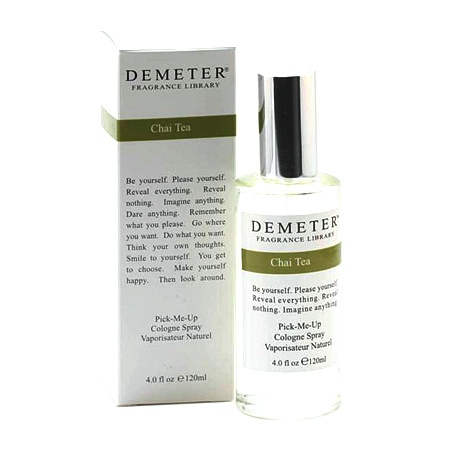 Demeter Fragrance Library Chai Tea Cologne Spray - 4 fl oz