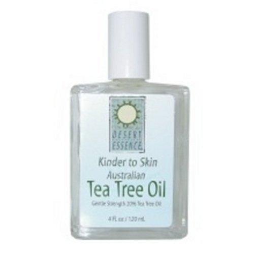 Desert Essence 53834 Kinder to Skin Tea Tree Oil
