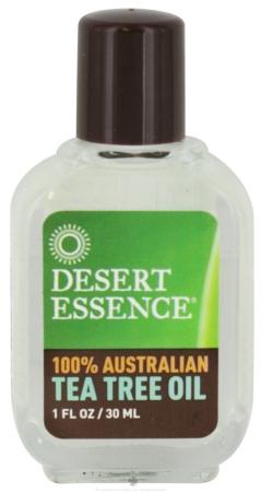 Desert Essence 54320 Tea Tree Oil 100 Percent Pure