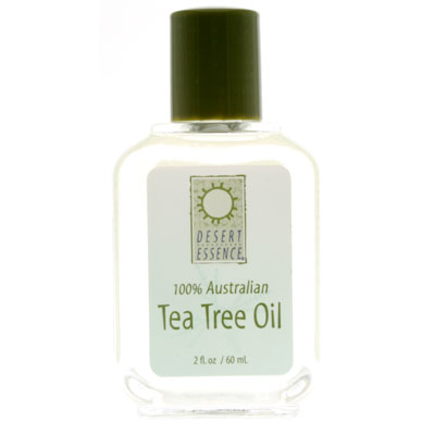 Desert Essence 54321 Tea Tree Oil 100 Percent Pure