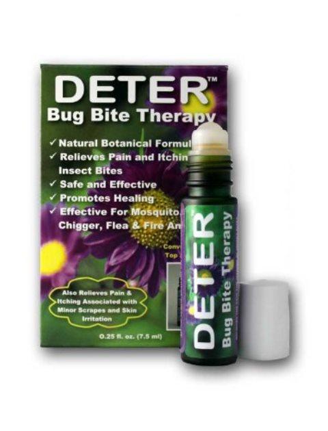 Deter J7-LD6M-0TFR Deter Bug Bite Therapy Roller Vial