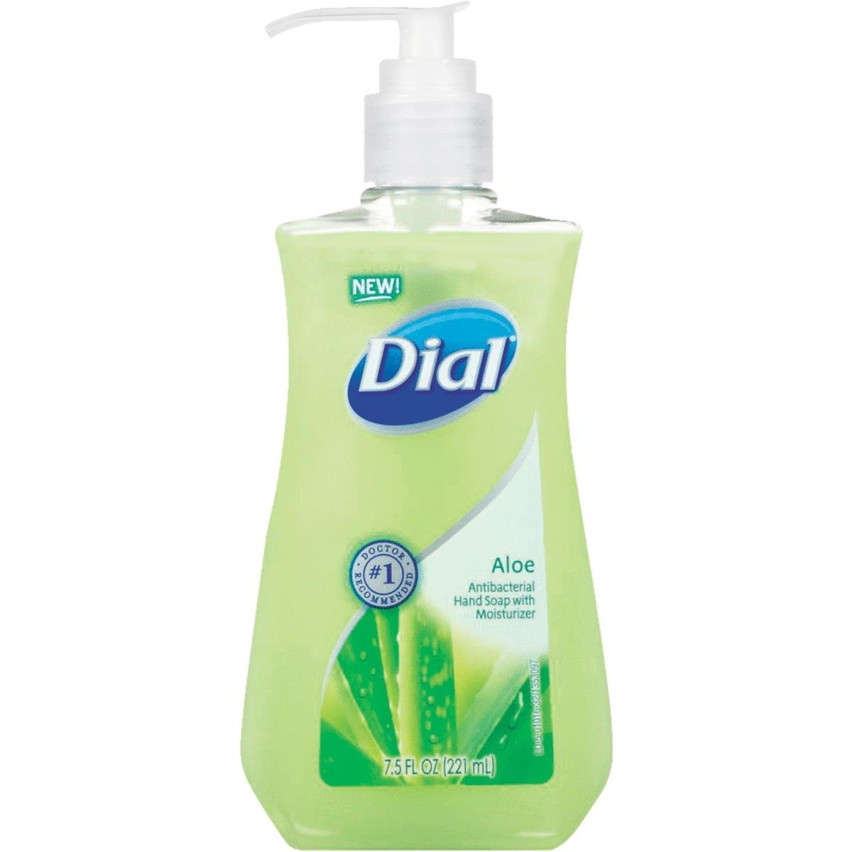 Dial Professional 1016 7.5 oz Anti Bacterial Hand Soap