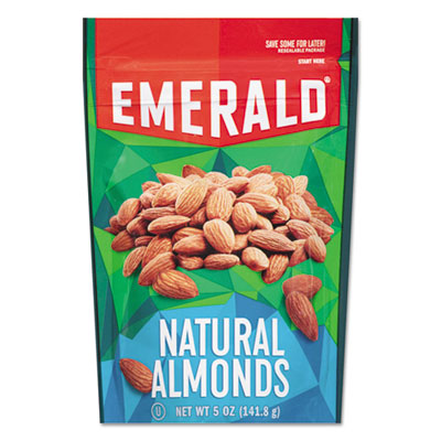 Diamond Foods 33364 Natural Almonds 5 oz.