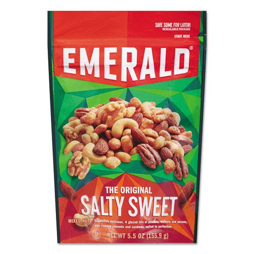 Diamond Foods 93064 Snack Nuts Salty Sweet Mix 5.5 oz.