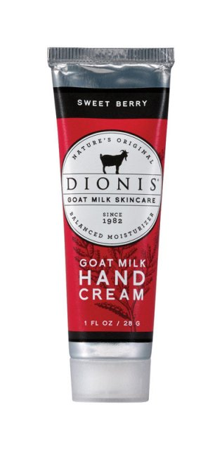 Dionis Z52241-4 1 oz Natures Original Hand Lotion Sweet Berry - pack of 4