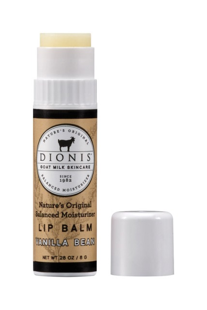 Dionis Z52991-6 Vanilla Bean Lip Balm - pack of 6