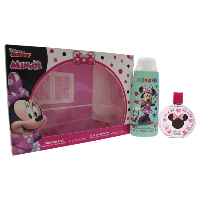Disney K-GS-2092 Minnie Mouse Gift Set for Kids - 2 Piece