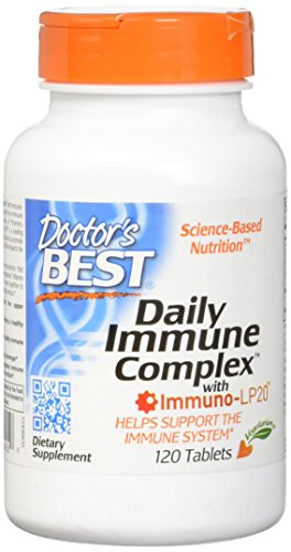 Doctors Best D455 Daily Immune Support 120 Tablet