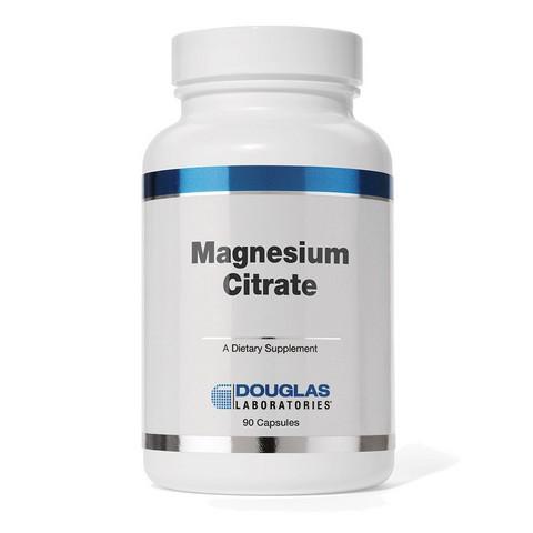 Douglas Laboratories DGL62590 Magnesium Citrate Capsules 90 Count