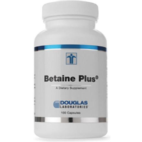 Douglas Laboratories DGLB41 Betaine Plus Capsules 100 Count