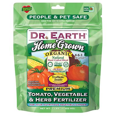 Dr Earth 219797 lbs Tomato & Vegetable Fertilizer