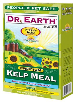 Dr Earth 725 2 lbs. Kelp Meal