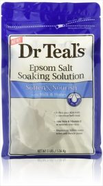 Dr. Teals Epson Salt Soaking Solution Milk and Honey