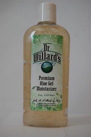 Dr. Willards 635956 16 oz Aloe Gel Moisturizer