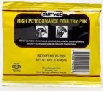 Durvet High Performance Poultry Pak 4 Ounces - 002-2505