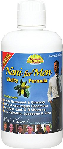 Dynamic Health 0673517 Noni for Men Vitality Formula 32 fl oz