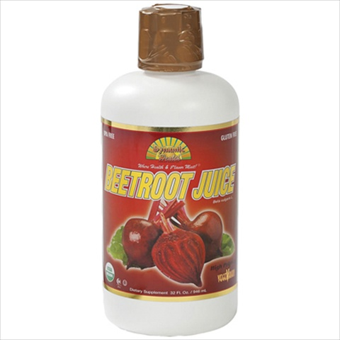 Dynamic Health Beetroot Juice - 32 Fl Oz